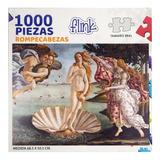 Rompecabezas Botticelli El Nacimiento De Venus