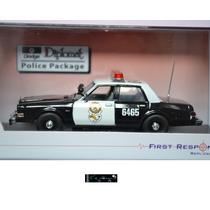 Patrulla Policia Federal Mexico Dodge Diplomat