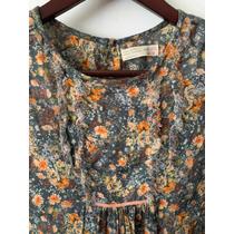 Vestido Flores Zara Girls en venta en Portales Benito Juárez