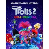 Pelicula Trolls 2 World Tour
