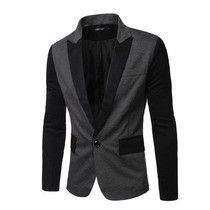 Saco Blazer Slim Fit Caballero Corte Italiano Solapa Moda