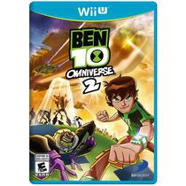 Ben 10 Omniverse 2 - Wii U - Nuevo Con Envio Gratis