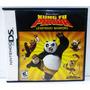 Kung Fu Panda Nintendo Ds Nds Completo Retromex Tcvg