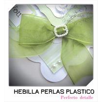 25 Hebillas Para Liston Decoracion Cajas Invitaciones Etc