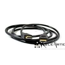 Cable Hdmi 1.5 M 1080 Hd Blindado Macho-macho