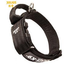 Collar Julius K9® Con Asa Cierre De Seguridad Y Banda Refle