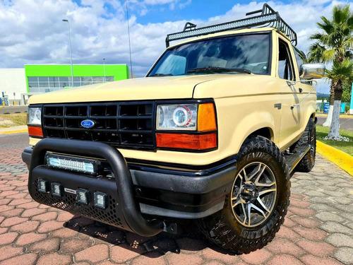 Ford Bronco Equipada Mt 1989