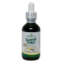 Sweetleaf Sabores Stevia Calabaza Spice Dulce Gotas Cant 1