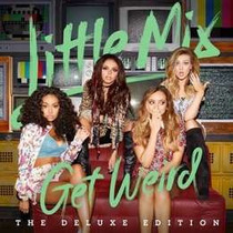 Little Mix Get Weird Deluxe Edition Cd Nuevo
