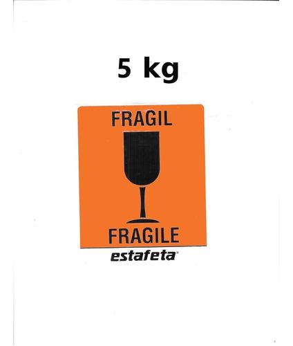 Guía Estafeta 5kg