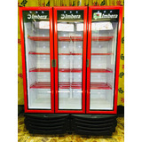 Refrigerador Imbera 3 Ptas.g-342!!