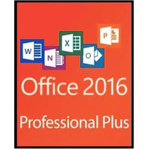 Office Professional Plus 2016 Licencia Digital - Mercadopago