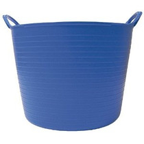 Tubtrug Sp26bl Azul Medio Flex Tub 26 Litros