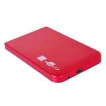 Case Gabinete Externo Disco Duro 2.5 Sata Usb Compu Laptop