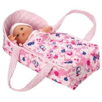 Corolle Floral Carry Cama