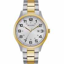 e72f481f44bd Reloj de Pulsera Hombre Bulova con los mejores precios del Mexico en ...