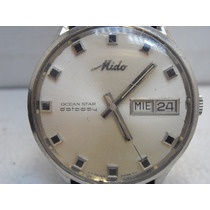 Reloj Mido Ocean Star Dateday Automatico Vintage
