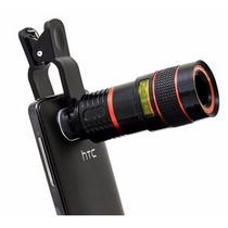 Lente Para Celular Zoom Optico 8x Aumenta El Alcance