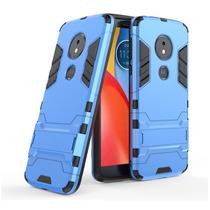 15dbdead5c6 Funda Case + Cristal Protector Uso Rudo Moto E5 / G6 Play en venta ...