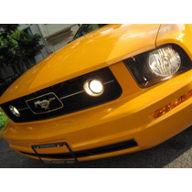 Flamante Ford Mustang 6 Cil , Automatico Color Boss 402 Poco