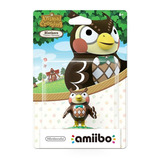 Amiibo - Blathers Animal Crossing Nintendo Wiiu/3ds/2ds