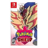 Juegos Nintendo Switch Pokemon Espada Pokemon Escudo Nvo /u