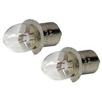 Makita Reemplazo Bulbos 9,6 Volt, Modelo # 192546 A 1