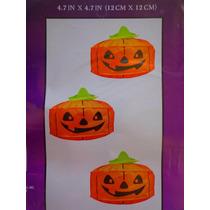 Halloween Set De Figuras Colgantes Inflables De Calabazas
