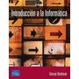 Libro: Introducción A La Informática - Pdf