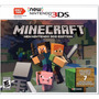 ¡¡ Minecraft New Nintendo 3ds Edition Para New 3ds En Wg !!