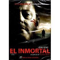 Dvd El Inmortal ( 22 Bullets ) 2010 - Richard Berry