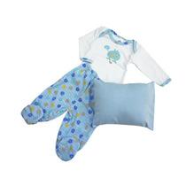 Ropa Bebe Pijamink Gitd-azul Ropa Bebe Baby Mink