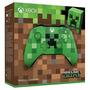 Control Xbox One. Edicion Especial Minecraft