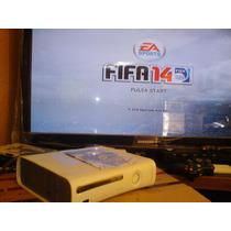 Xbox 360 Solo La Consola Con Act.3.0 Sincables O Accesorios