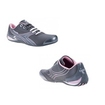 Tenis Casual Charly 1236 Color Gris