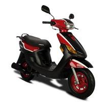 Moto Italika D125 Roja