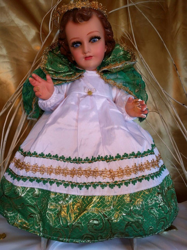 Exclusivo Vestido Niño Dios San Judas Mateo últimas Unidades