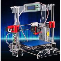 Impresora 3d Prusa I3 Acrilico 2016 Gratis Filamento