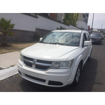 Dodge Journey 5p Sxt 2.4l Aut 7 Pasj 2010