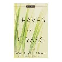 Libro Leaves Of Grass, Walt Whitman