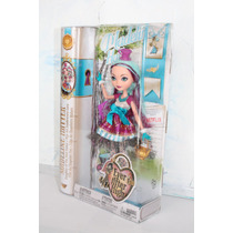 Ever After High Madeleine Hatter, Hija Del Sombrerero Loco