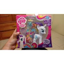 My Little Pony Rarity Mechones A La Moda Cabello Extralargo