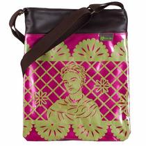 Bolsa Frida Kahlo Tipo Messenger Crossbody Exclusivo Diseño