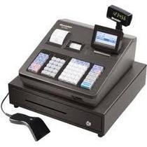 Caja Registradora Sharp Xe A507 Con Scaner Y Pantalla Lcd