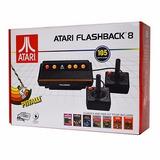 Atari Flashback 8 Consola Retro, Con 105 Juegos Incluidos.