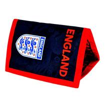 Inglaterra Wallet - Nylon Oficial De Fútbol De Accesorios