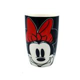 Taza Para Cafe Disney Mickey Minnie Mouse Porcelana 500ml