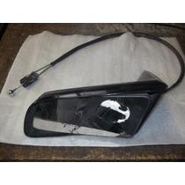 Espejo Retrovisor Izquierdo Original Cutlass 91 Para Repara