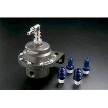 Regulador De Presion Gasolina Tomei Type L Fpr Universal