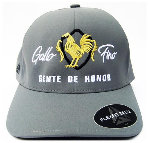Gorra Gallo Fino Original Flexfit Delta Cerrada Talla S m en venta ... c4e3d6766d1